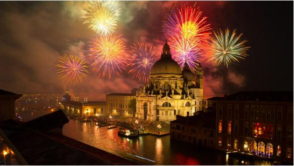 Festa del redentore Venezia
