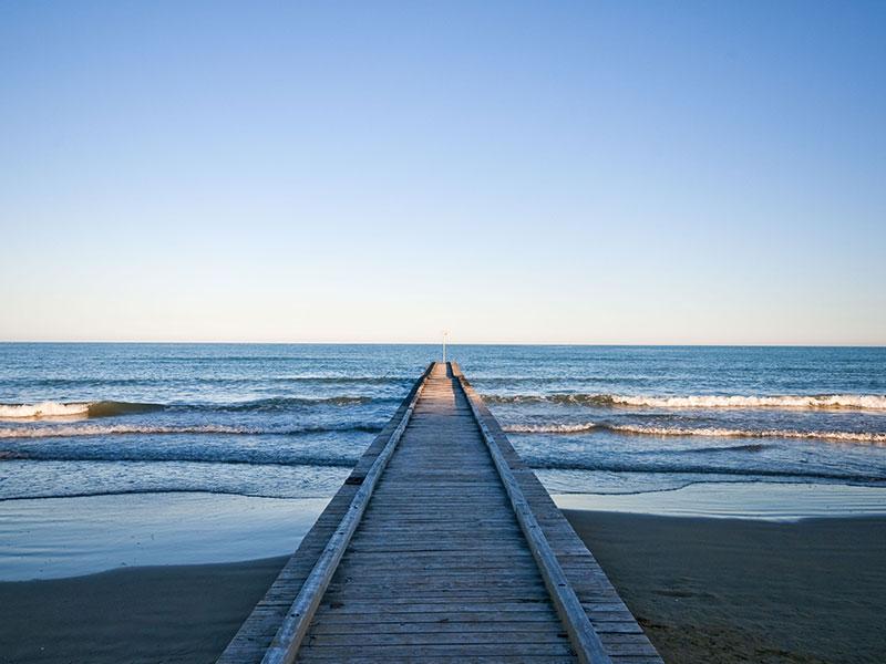 spiagge venete