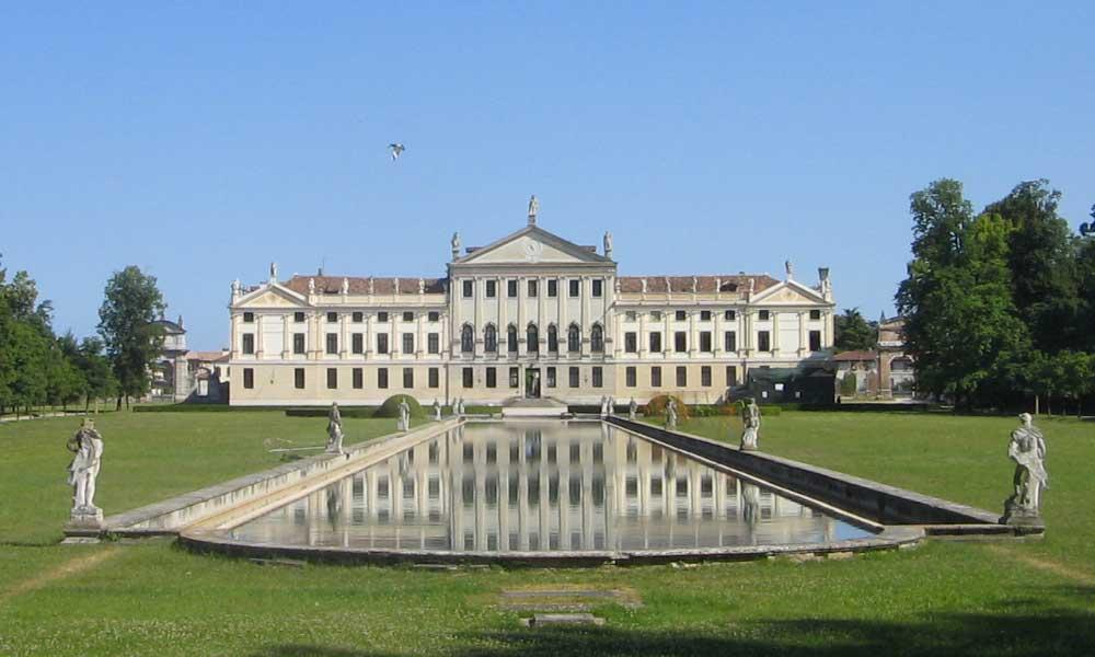 Villa Pisani Vasca
