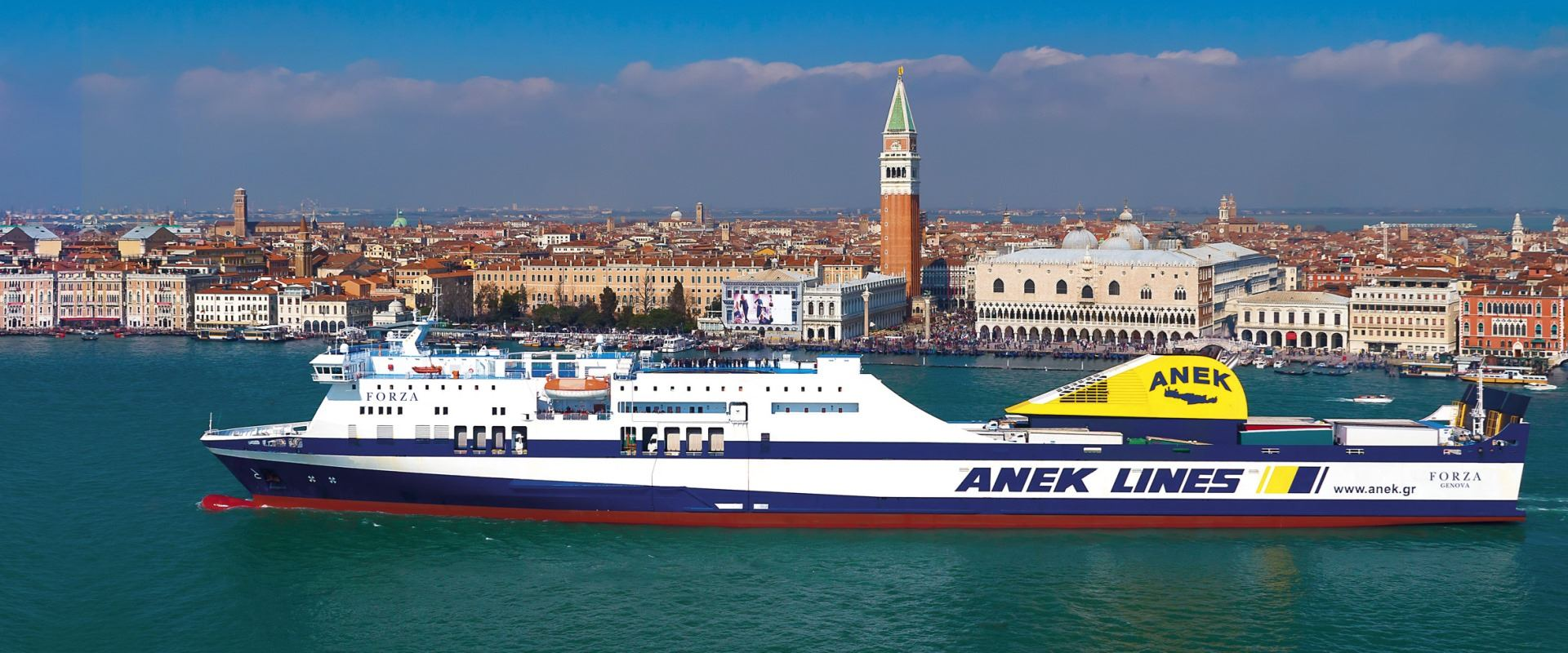 Traghetti Anek
