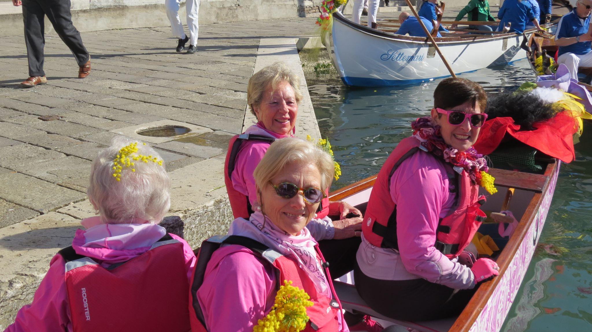 regata delle donne